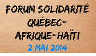 Forum de solidarité