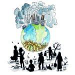 BD - Les changements climatiques et la solidarité internationale - Basse résolution