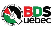 Coalition Boycott, Désinvestissement et sanctions Québec