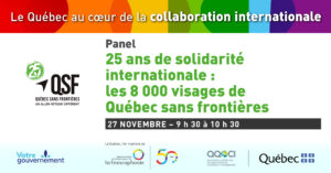Panel QSF 25 ans