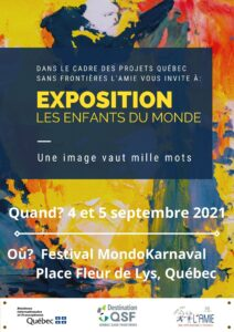 Exposition photos L'AMIE QSF
